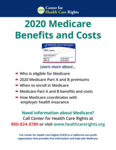 2020 Medicare Benefits and Costs ENGLISH 1