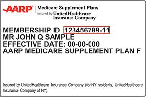 Medicare D AARP sample